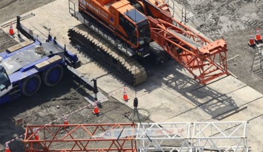 クレーンの下敷き1人死亡、熊本---共同通信