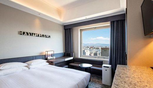 ホテル日航熊本、一部客室をリニューアル 和と熊本らしさ取り入れ---Traicy
