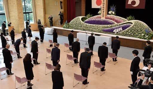 熊本地震から4年、再生誓う 県庁で犠牲者追悼式---熊本日日新聞