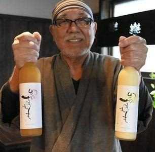 玉東スモモ、酔いしれて そば店店主が特産でリキュール ふるさと納税返礼品に---熊本日日新聞