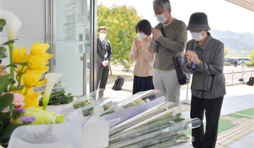 熊本県益城町でも犠牲者悼む 熊本地震4年--熊本日日新聞