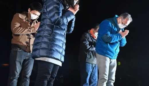 阿蘇の谷、祈る鎮魂 熊本・本震4年---西日本新聞