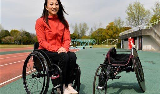 再生する古里、一緒に前へ 三段跳び元日本女王(南阿蘇村出身) けがで車いす転向「東京」狙う 熊本地震---熊本日日新聞