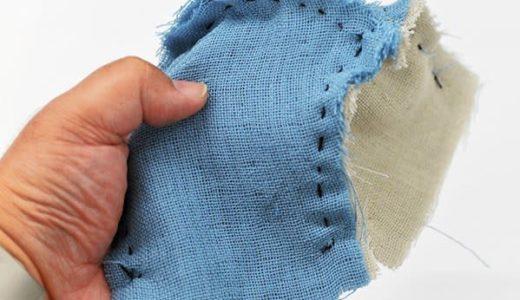 布マスク作ってみた 慣れない裁縫、身近な材料で---熊本日日新聞