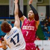 「自分を信じれば結果出る」 チームの顔・小林慎太郎(34) 熊本ヴォルターズ–熊本日日新聞