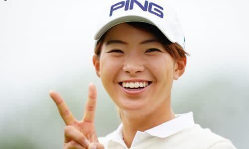 渋野日向子がバンテリン特番にリモート出演 地元・岡山で「ワンちゃんと戯れています」--ゴルフ情報ALBA.Net