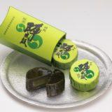 お菓子の香梅が2021年元旦に緑の陣太鼓を発売