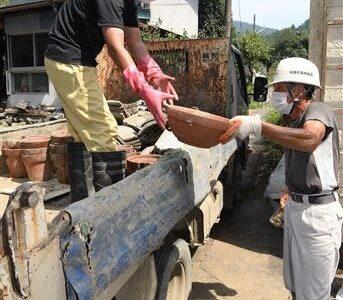 「災害」から「復興」へ 人吉市、球磨村、八代市のボランティアセンター 長期支援課題に