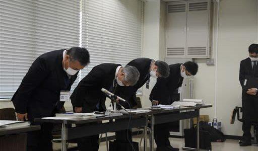熊本市西区の地盤沈下 専門家会議が「工事原因」と答申