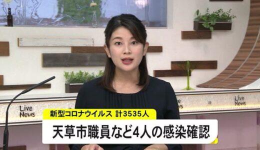新型コロナ4人の感染確認 変異株疑いも新たに2人【熊本】