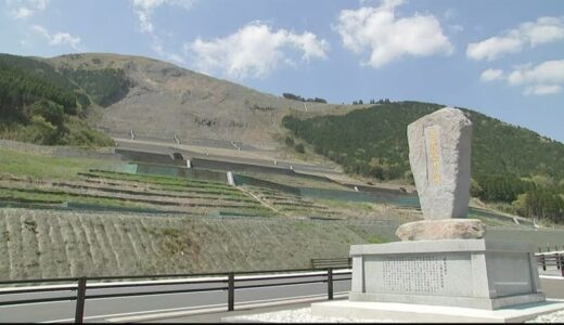 2度の「震度7」 熊本地震から5年 きょう追悼式 鎮魂の祈り