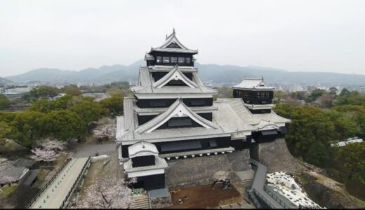 元の姿に...熊本城 復旧の道のり 震度7から5年