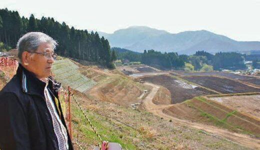 熊本地震から5年 復旧の歩みに隔たり 営農本格化 工事「足踏み」 南阿蘇村、山都町