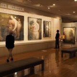 人間の内面世界表現 画業50年軌跡たどる 袖ケ浦市郷土博で中島敏明展