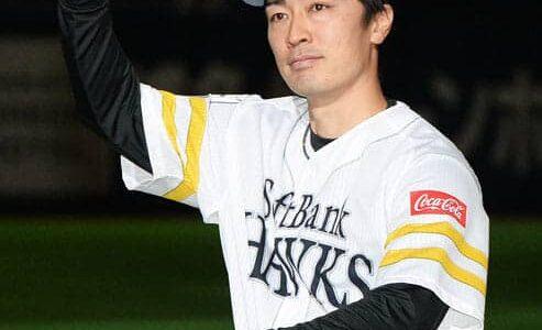 ソフトバンク・和田が球団史上3人目の40代白星「熊本地震から5年目なので絶対に勝ちたかった」